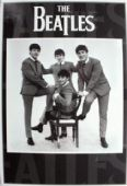 The Beatles - 'Fab 4' Postcard